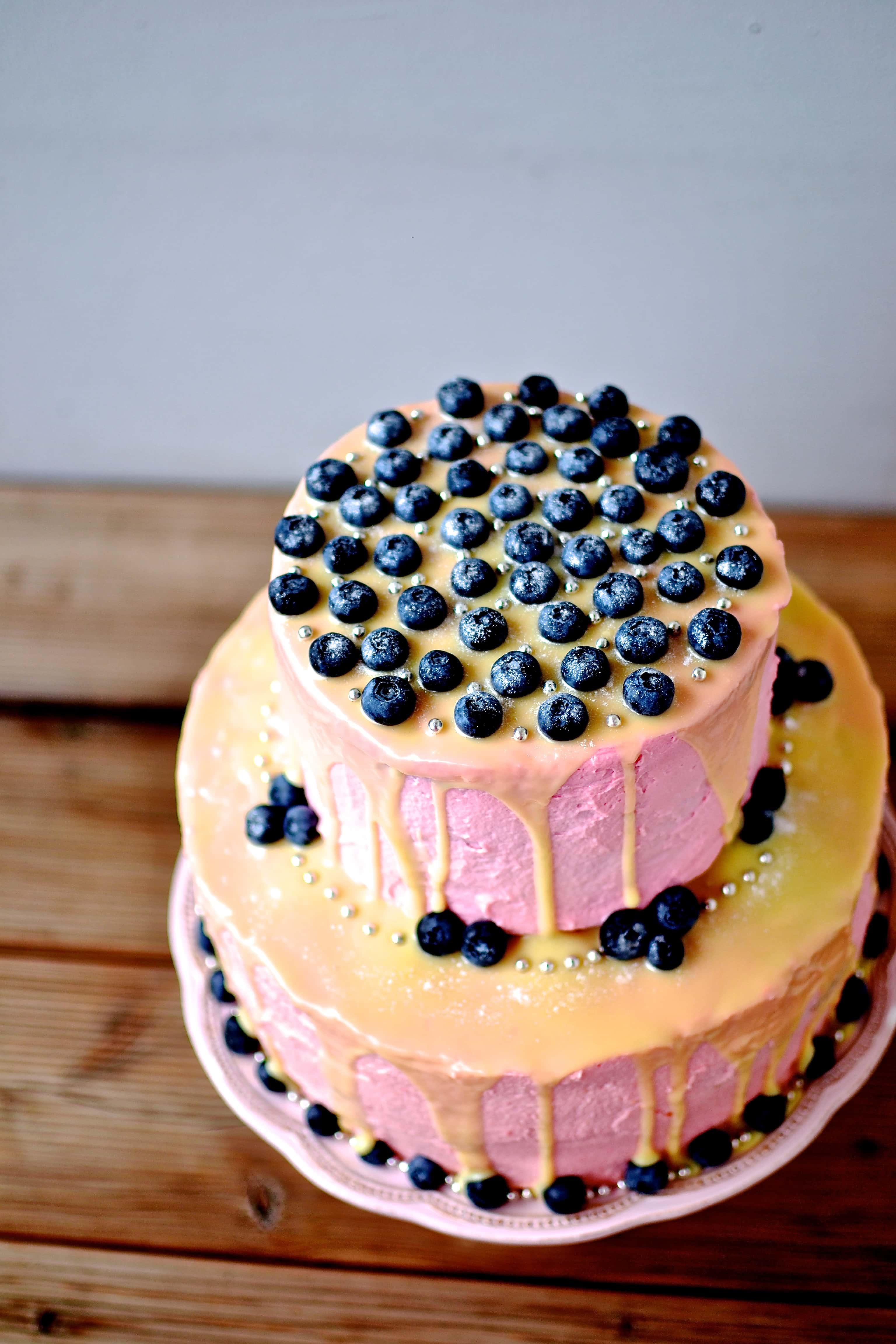 Sommerpause Und Hochzeitsglocken Laura Dreams Of Cakes