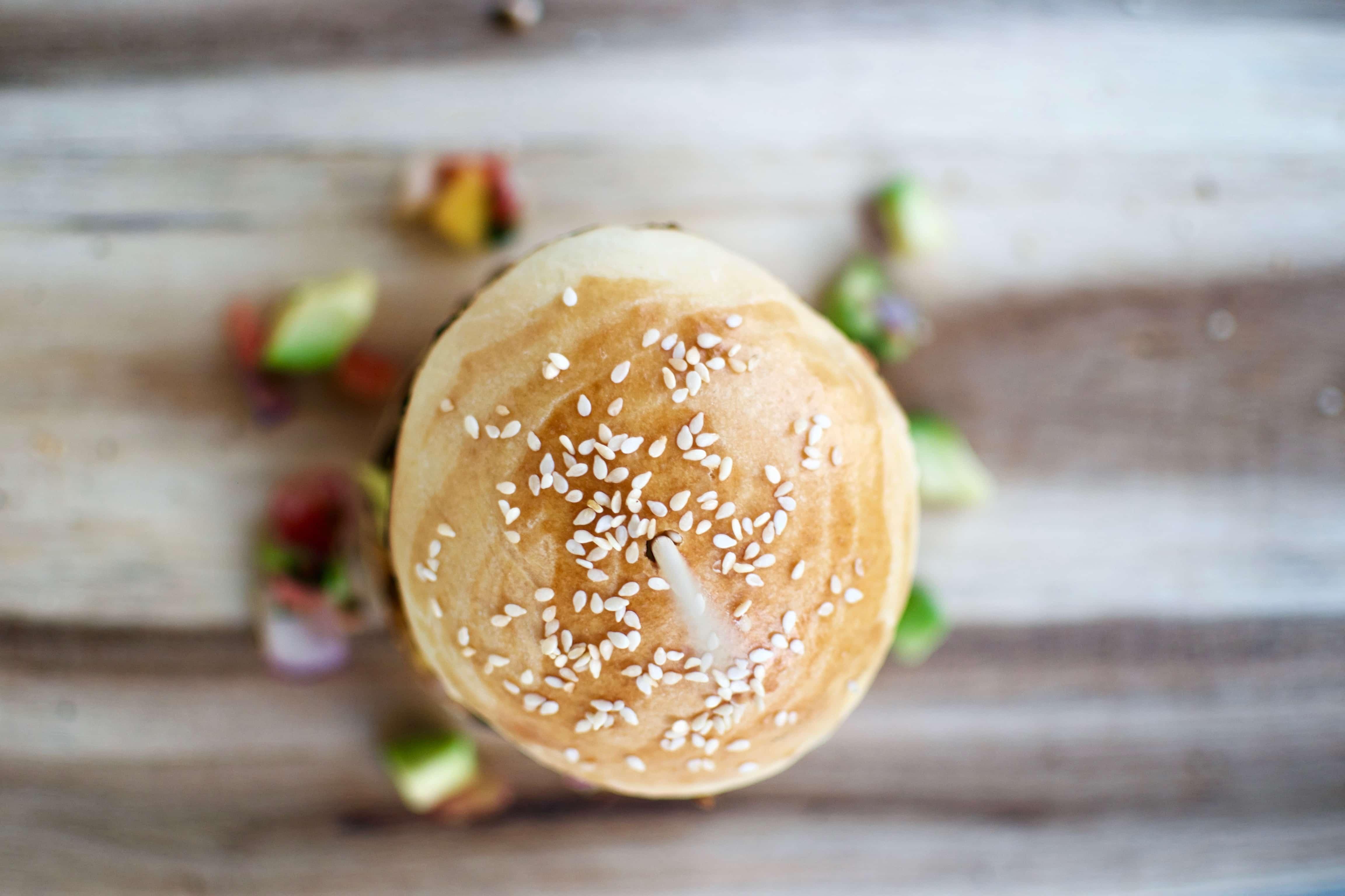 Brioche Burger Buns