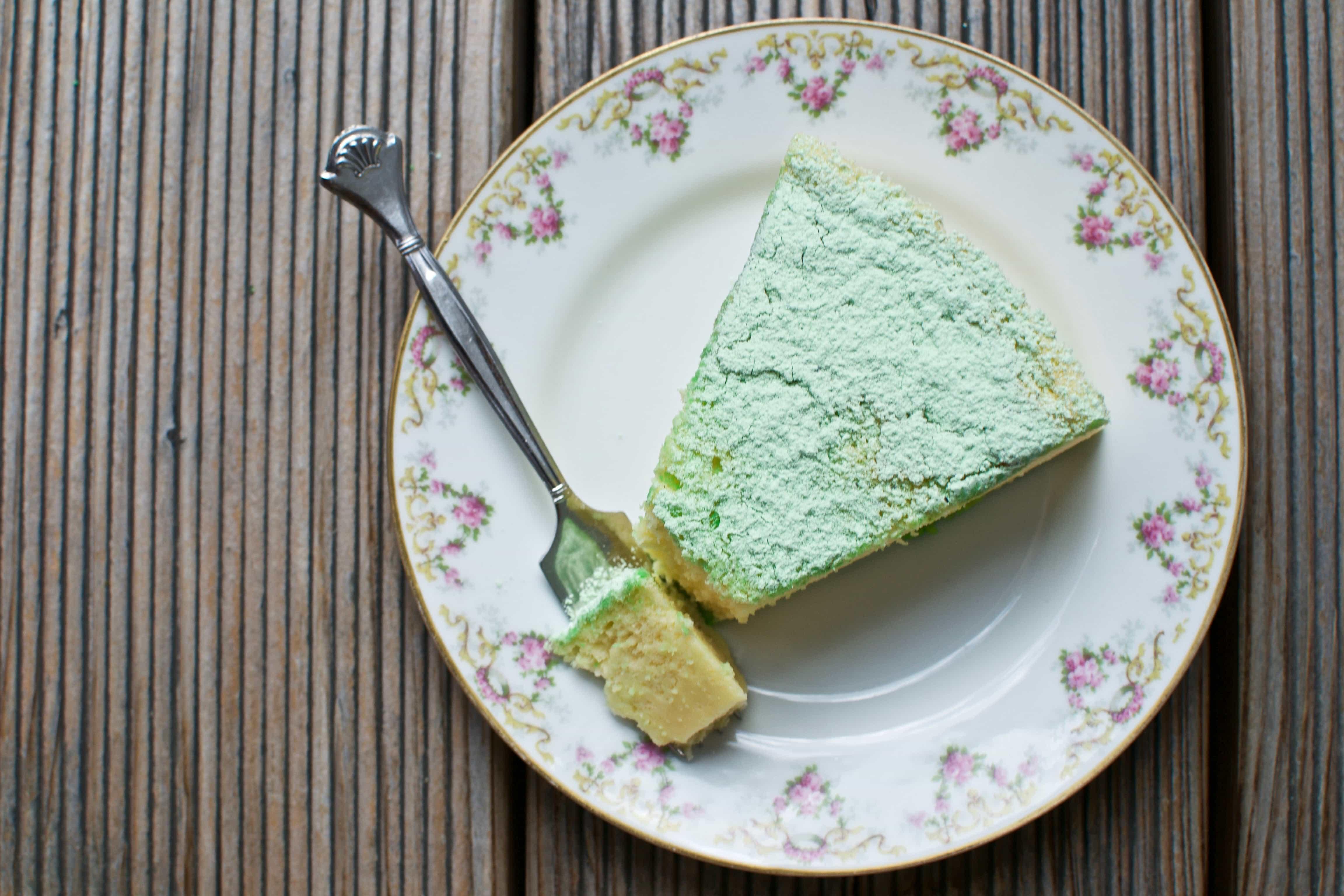 Japanese Cheesecake Gabel