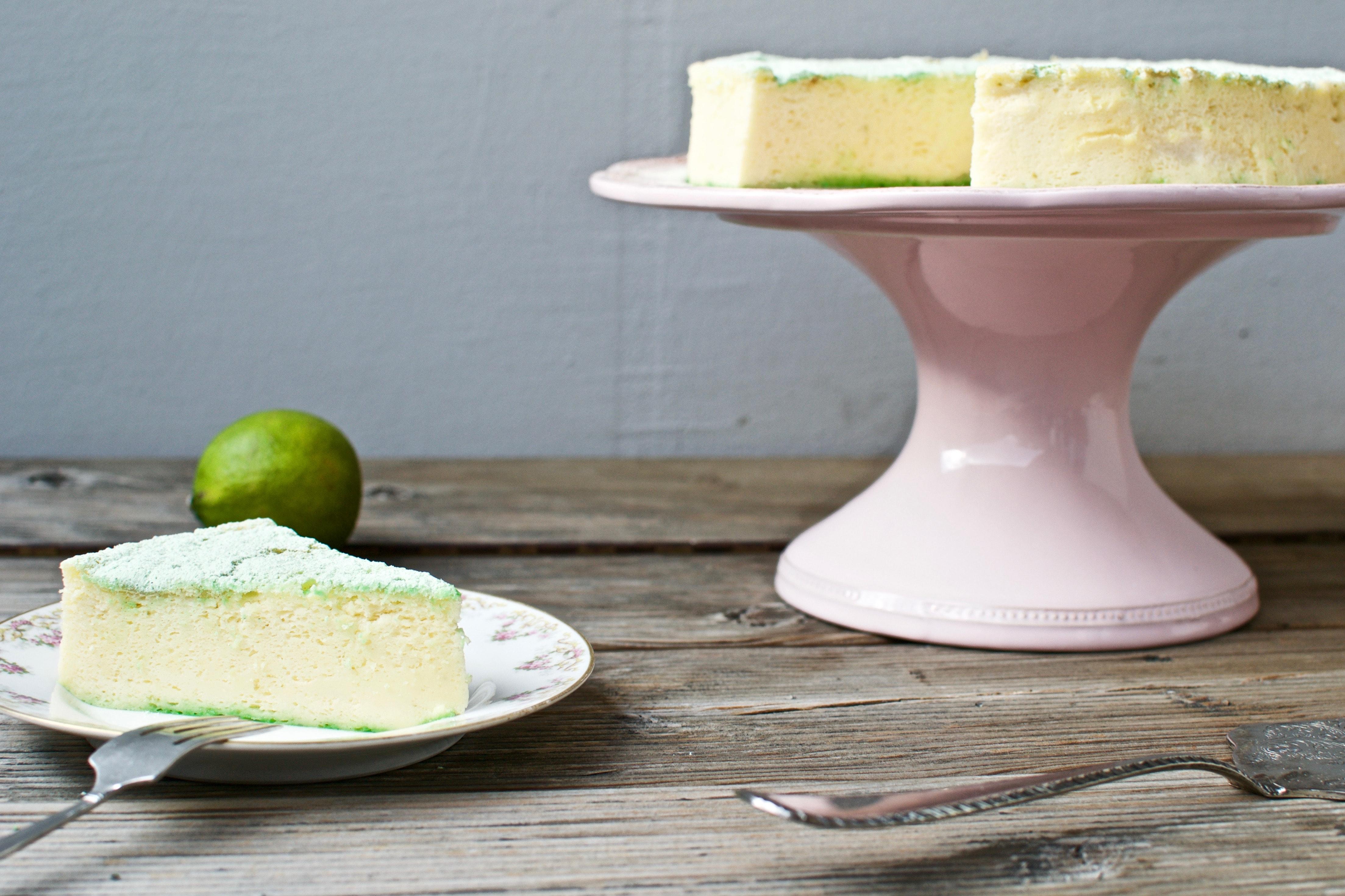 Japanese Cotton Cheesecake: Japanischer Käsekuchen