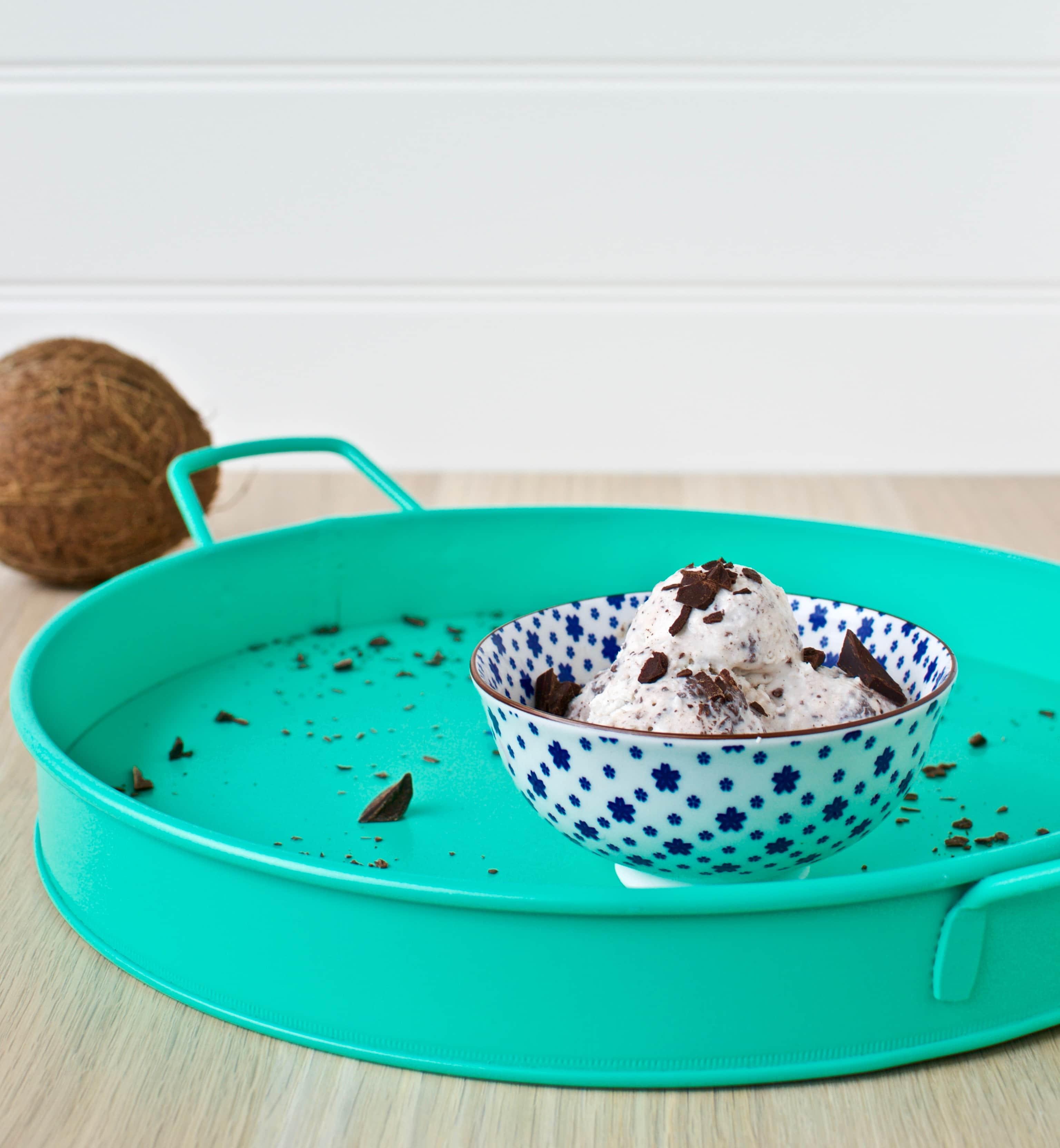 Kokos Straciatella Eis