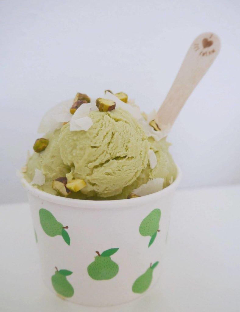 Avocado-Kokos-Eis