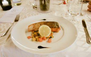 Abendessen Hotel Saltria