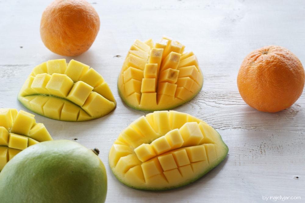 Tropische Mangocreme