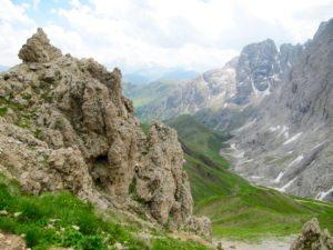 Roßzahnscharte - Dolomiten