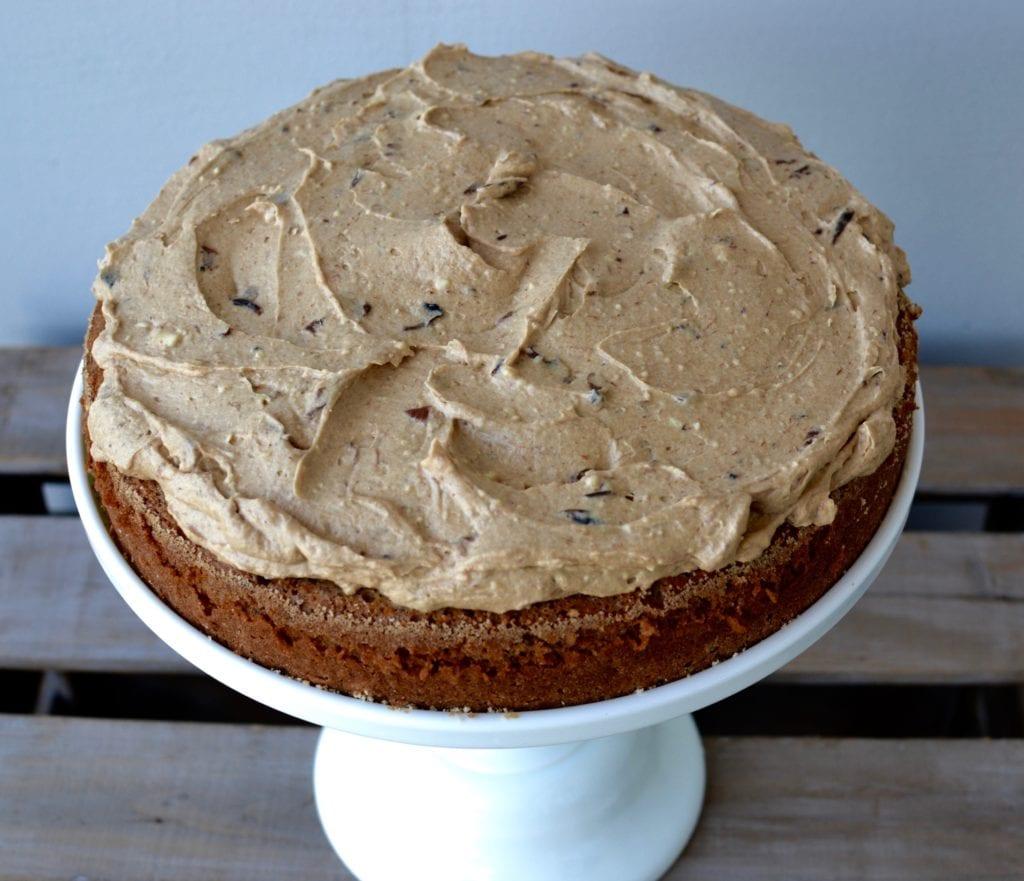 Birnen Powidl Torte