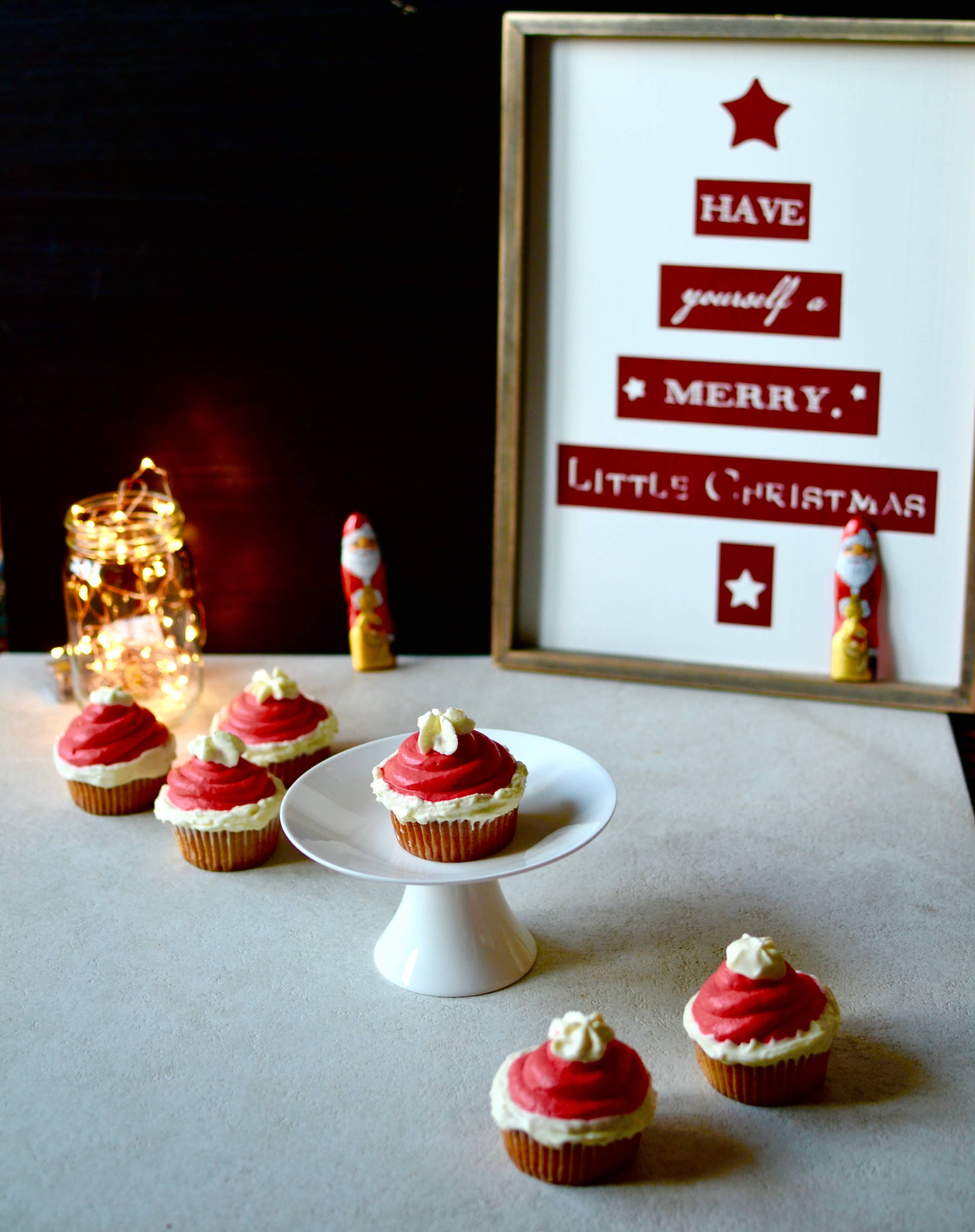 Nikolaus Cupcakes