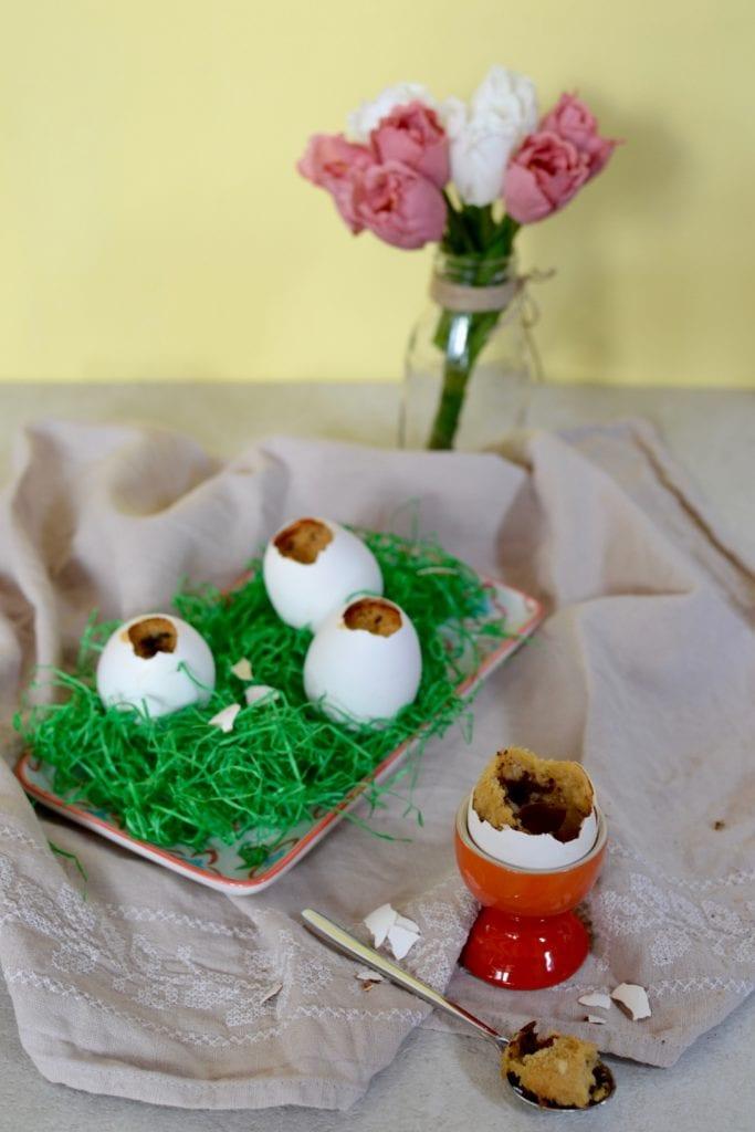 Osterkuchen im ei