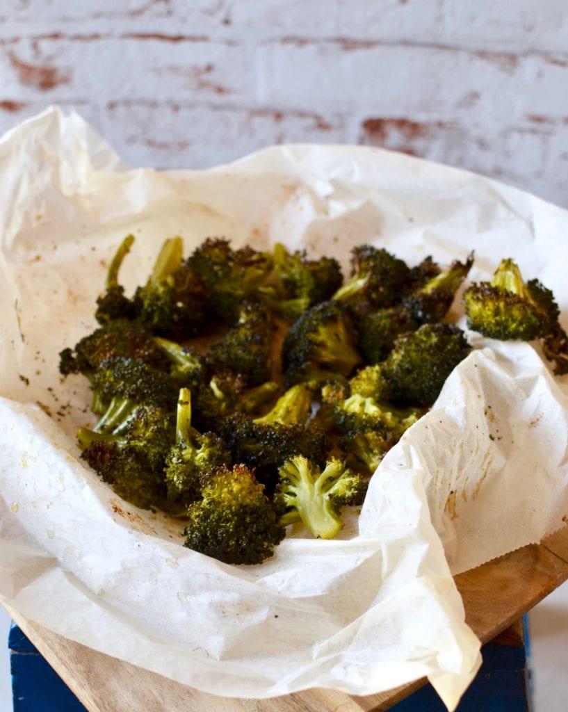 Vegetarische Brokkoli Carbonara