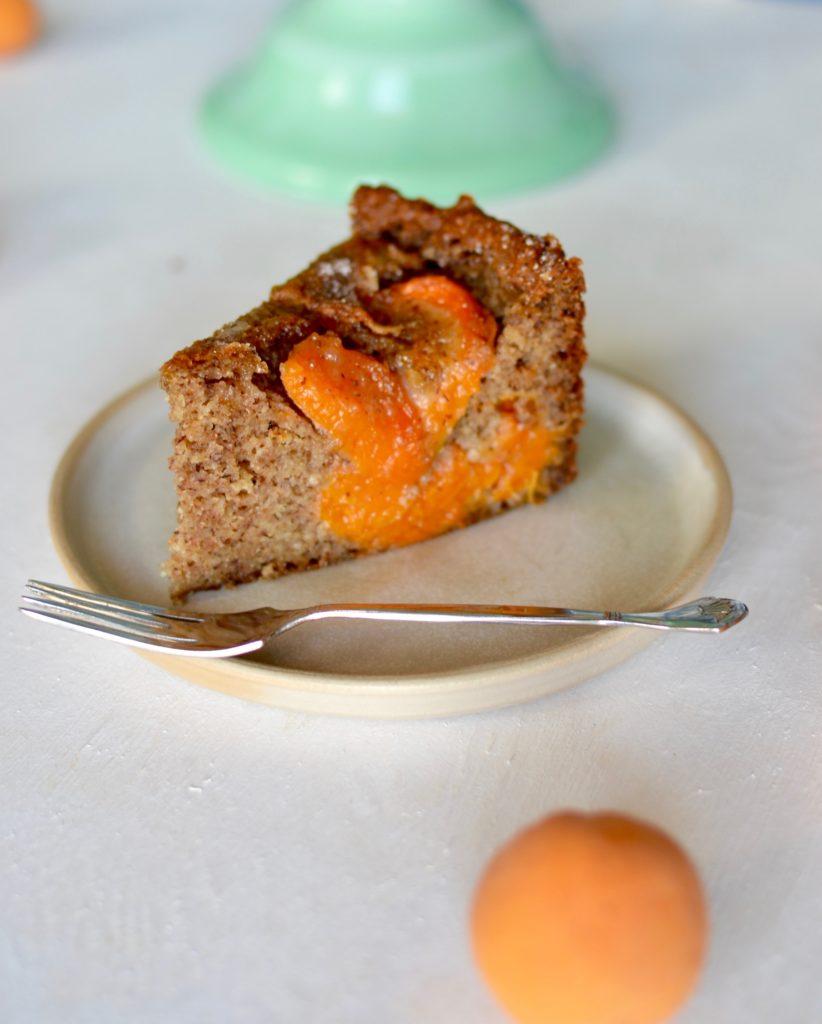 Goodbye Summer Dinkel Marillen Kuchen Laura Dreams Of Cakes